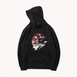 Anime Demon Slayer Coat Pullover Hoodies