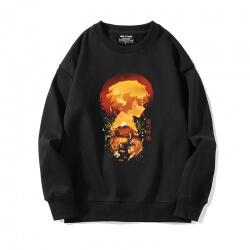 Anime Demon Slayer Jacket XXL Sweatshirt