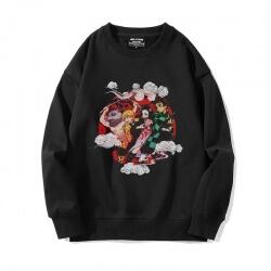 Demon Slayer Sweatshirt Anime Crew Neck Jacket