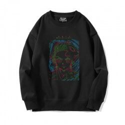 Crew Neck Tops Anime Demon Slayer Sweatshirts