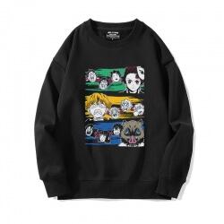 Anime Demon Slayer Hoodie Crewneck Sweatshirt