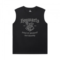 Harry Potter Sleeveless Tshirt For Men Cool Tees