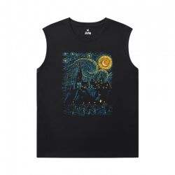 Harry Potter Men Sleeveless Tshirt Hot Topic Tee