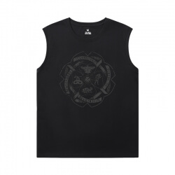 Harry Potter Sports Sleeveless T Shirts Cool Shirt