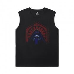 Cotton Tshirts Star Wars Oversized Sleeveless T Shirt