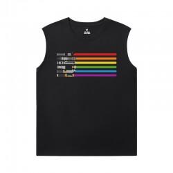 Star Wars Cheap Sleeveless T Shirts Quality T-Shirts