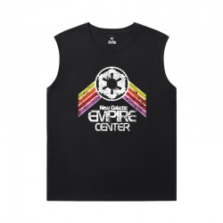 Star Wars Men'S Sleeveless Graphic T Shirts XXL T-Shirt