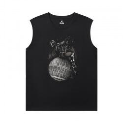 Star Wars Sleeveless T Shirts For Running XXL T-Shirt