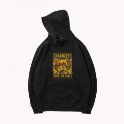 Anime Demon Slayer Hoodies Pullover Jacket