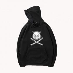 Demon Slayer Hooded Jacket Anime Hot Topic Hoodie