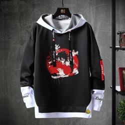 Undertale Sweater Fake Two-Piece Annoying Dog Skull Sweatshirt