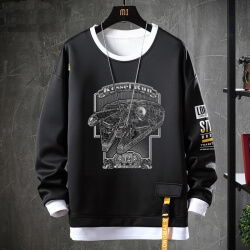 Quality Sweatshirt Star Wars Coat