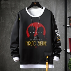 Naruto Sweatshirts Hot Topic Anime XXL Sweater