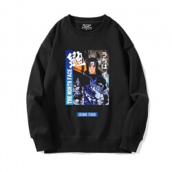 Naruto Sweatshirt Vintage Anime Crew Neck Hoodie