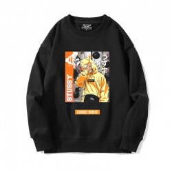 Crewneck Sweater Japanese Anime Naruto Sweatshirts