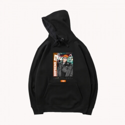 Pullover Hoodie Hot Topic Anime Naruto Hooded Coat