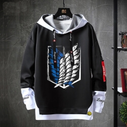 Attack on Titan Sweatshirt XXL Sweater