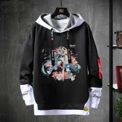Quality Luo Tianyi Coat Hatsune Miku Sweatshirts