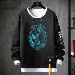 Hot Topic Luo Tianyi Hoodie Hatsune Miku Sweatshirt
