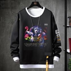 Fake Two-Piece Luo Tianyi Sweatshirts Hatsune Miku Jacket