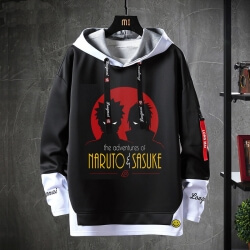 Japanese Anime Naruto Jacket Cool Sweatshirts