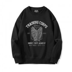 Attack on Titan Sweatshirts Crewneck Sweater
