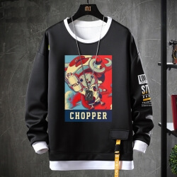 One Piece Sweatshirts Hot Topic Anime Personalised Chopper Coat
