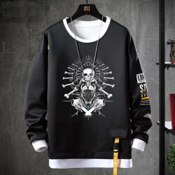 Undertale Jacket Cool Annoying Dog Skull Sweatshirt