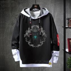Undertale Sweatshirts XXL Annoying Dog Skull Hoodie