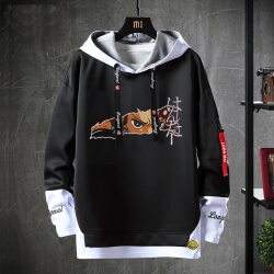 Quality Sweatshirt Anime Demon Slayer Coat