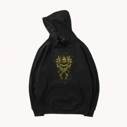 Warcraft Coat Pullover Hoodies