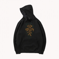 WOW Game Hoodies Pullover Jacket