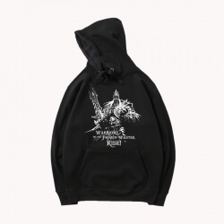 World Warcraft Hoodie Quality Hooded Jacket
