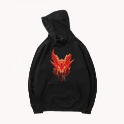 Blizzard WOW Hoodie Personalised Hooded Jacket