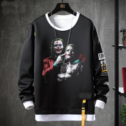 Quality Hoodie Batman Joker Sweatshirt