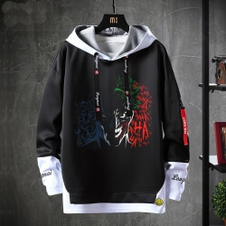 Quality Sweatshirts Batman Joker Hoodie