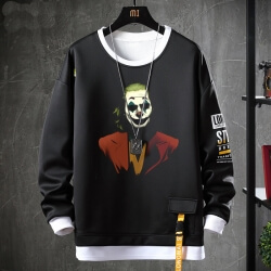 Batman Joker Sweatshirt XXL Sweater