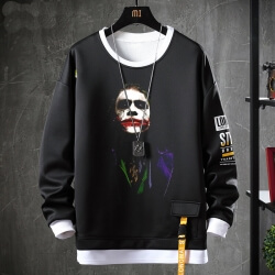 Batman Joker Sweater Cool Sweatshirts