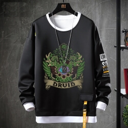 World Warcraft Sweatshirt Personalised Coat