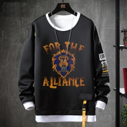 Quality Sweatshirts World Warcraft Hoodie