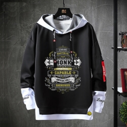 Quality Sweatshirts WOW Game Tops