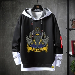 Fake Two-Piece Sweatshirts World Of Warcraft Jacket