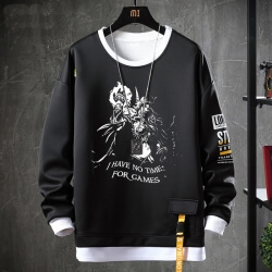 Blizzard WOW Jacket Cool Sweatshirt