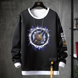 WOW Classic Sweatshirt Personalised Coat
