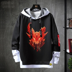 Hot Topic Sweatshirts World Warcraft Jacket