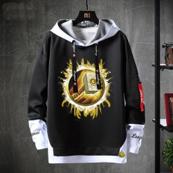 Hot Topic Sweater Blizzard WOW Sweatshirts