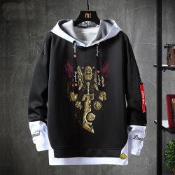 Quality Tops WOW World Of Warcraft Sweatshirts