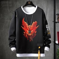 Warcraft Sweatshirt Black Hoodie
