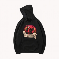 Deadpool Hoodies Marvel Cool Tops