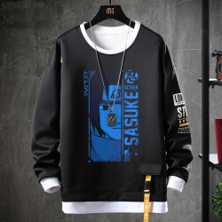 Naruto Sweatshirt Vintage Anime Personalised Coat